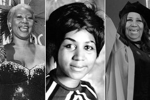 Aretha Franklin: A Life In Photos