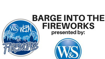 Western & Southern / WEBN Fireworks - Barge Into The Fireworks, presented by Western & Southern