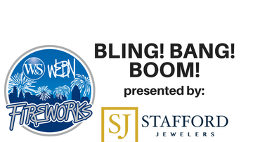 Western & Southern / WEBN Fireworks - Bling! Bang! Boom! Presented by Stafford Jewelers
