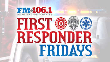 First Responder Fridays - Nominate a First Responder!