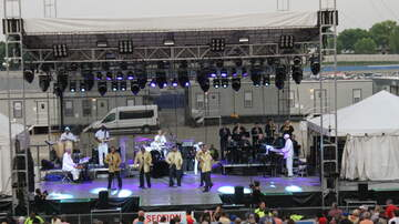 Photos - Temptations @ Wisconsin State Fair 8/9
