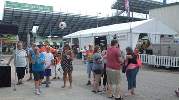 Photos - V100.7 on Wisconsin Way @ Wisconsin State Fair 8/2-8/3