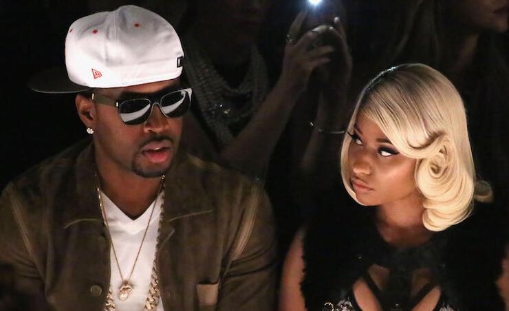 Nicki Minaj, Safaree Samuels Get into heated Twitter war