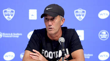 Western & Southern Open - Press Conference with Coach Darren Cahill