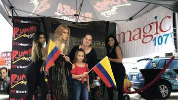 Photos - Shakira at Amway Center El Dorado Tour 08.15.18