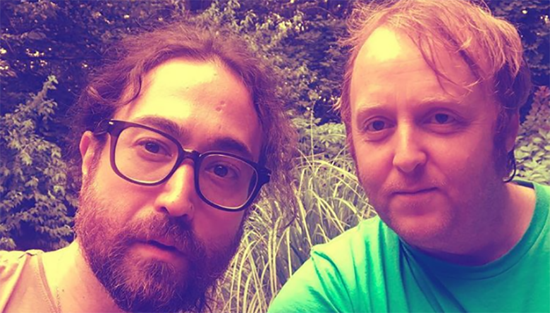 Sean Lennon Poses for Selfies With Sons of Paul McCartney, George Harrison