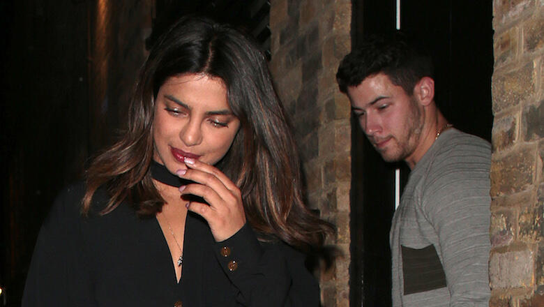 priyanka chopra flaunts reported engagement ring from nick