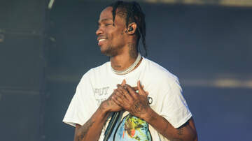 Ashley Nics - Baby Stormi Dancing While Travis Scott Performs is the Cutest Thing Ever!