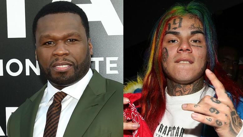 50 Cent Shot