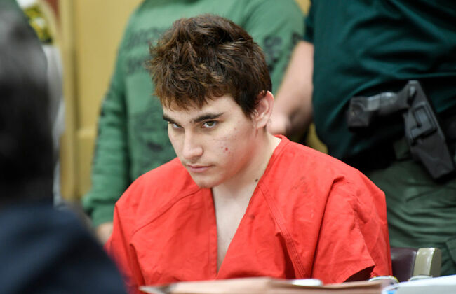 Court Hearing Held For Parkland School Shooter Nikolas Cruz Held In Broward County Courthouse