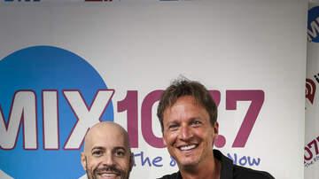 Jeff Stevens - Jeff chats in studio with Daughtry!