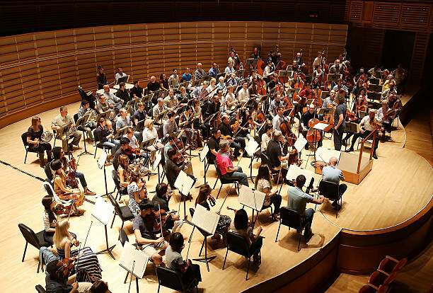 Cleveland Orchestra (Getty Images)