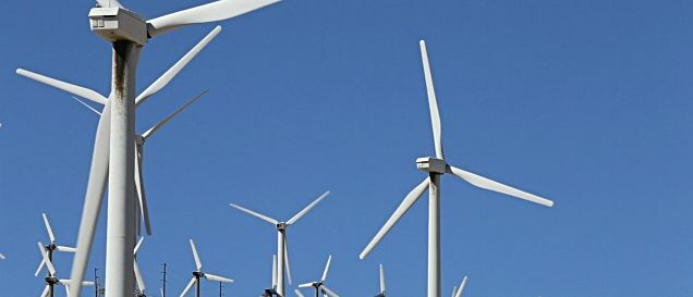 Wind Turbines (Getty Images)