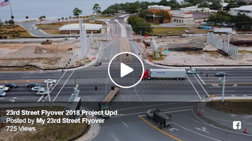 - Update of Panama City 23rd St Flyover Project