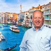 Rod Arquette is headed to Italy and Morris Murdock Travel is inviting you to come along.
