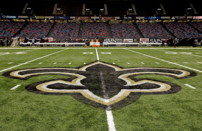 New Orleans Saints In Superdome Getty Images