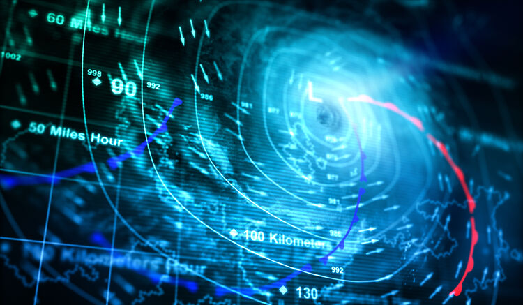 Hurricane Concept Getty RF