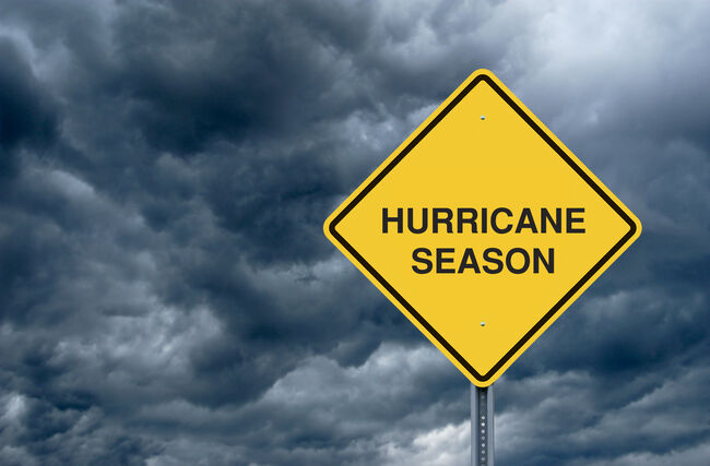 Hurricane Season Getty RF