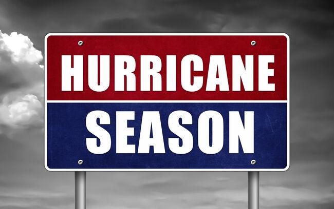 Hurricane Season Getty RF