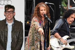 "Aerosmith Tours With an ""Arsenal,"" Says Black Keys Drummer"