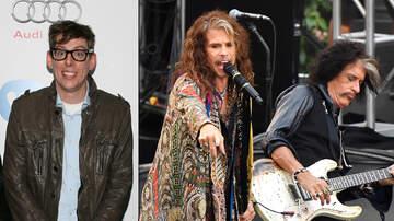 - Aerosmith Tours With an Arsenal, Says Black Keys Drummer