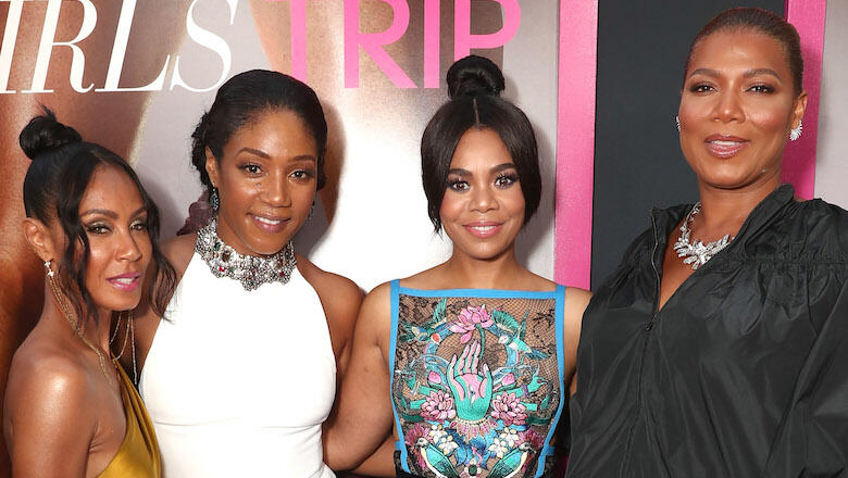 'Girls Trip' Sequel: Regina Hall Reveals The Flossy Posse Is Coming Back!