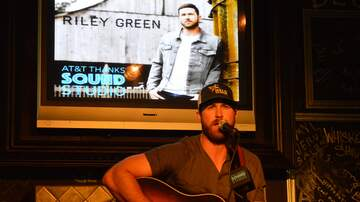 - Riley Green Rocks The AT&T THANKS Sound Studio!