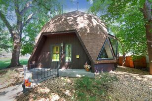 PHOTOS: Geodesic Dome Home For Sale in Minneapolis