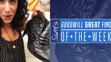 Sam - Sam's Goodwill Great Find Of The Week: Black Leather Boots