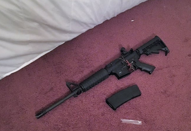Florida teen arrested after stealing AR-15 and tactical gear from unmarked sheriff's vehicle