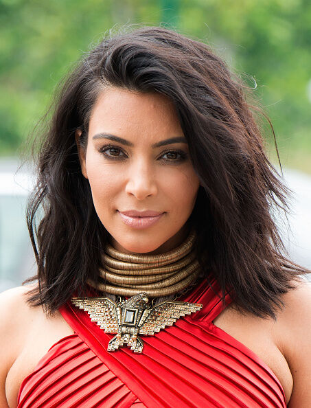 54321b9343 Kim Kardashian just donned the smallest bikini bottoms we ve ever seen
