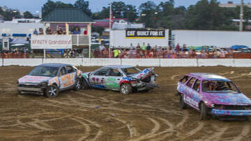 Photos: Events - Demolition Derby 2018 at the Montgomery County Fair