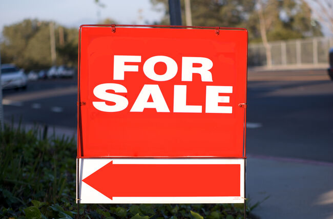 For Sale Getty RF