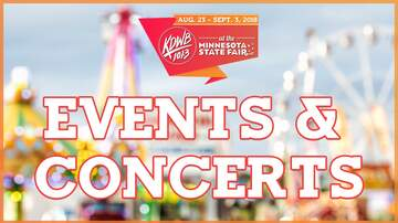 KDWB at Minnesota State Fair - 101.3 KDWB Events & Concerts at the 2018 MN State Fair