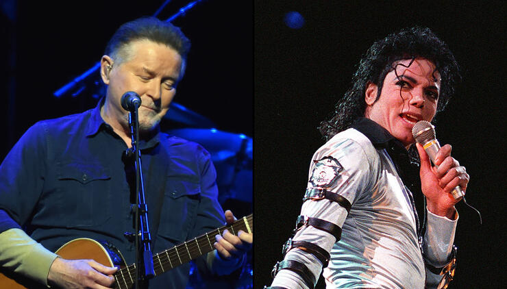 The Eagles Have Officially Outsold Michael Jackson's 'Thriller'