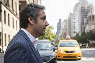 Michael Cohen Reportedly Reaches Plea Deal With Federal Prosecutors