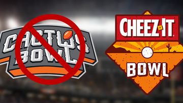 None - Cactus Bowl Has Officially Been Renamed To The Cheez-It Bowl