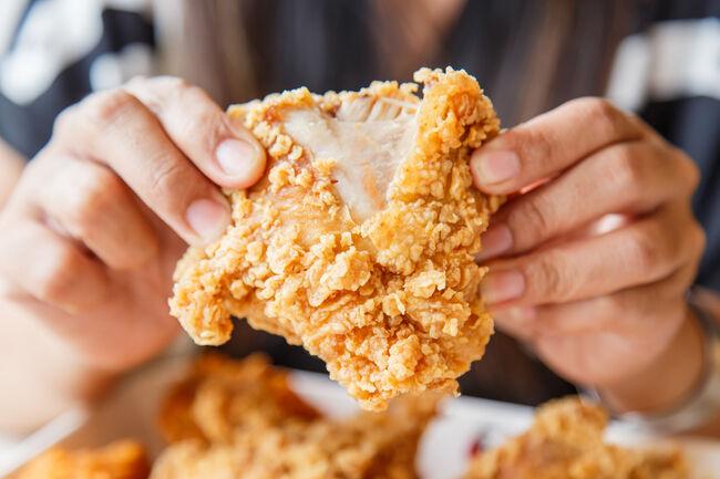 Fried Chicken Getty RF