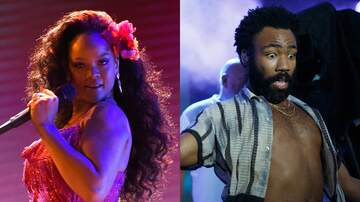 JRDN - Leaked Footage Of The Rihanna/Childish Gambino Movie 'Guava Island'