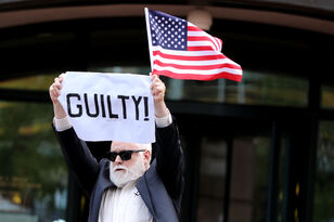 Manafort Guilty on Eight Charges