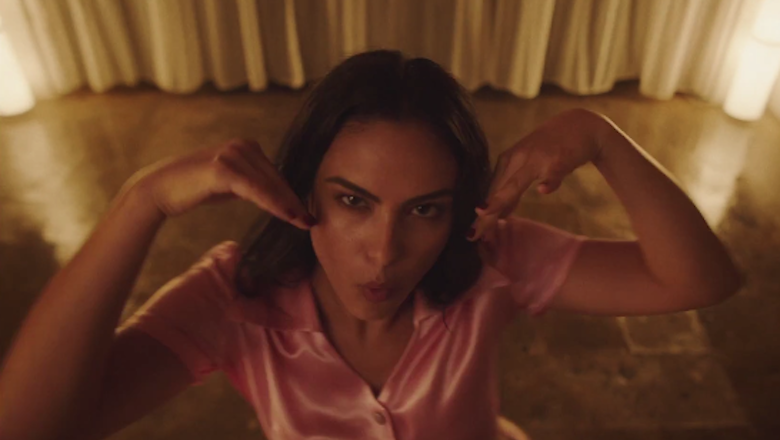 Camila Mendes Stars In The Chainsmokers' 'Side Effects' Video: Watch