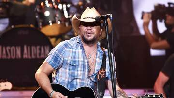 "Bob Robbins In The Morning - Jason Aldean Racks Up 20th No. 1 Single with ""Drowns the Whiskey"""