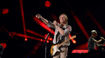 image for Keith Urban Chooses His Next Single Never Comin Down
