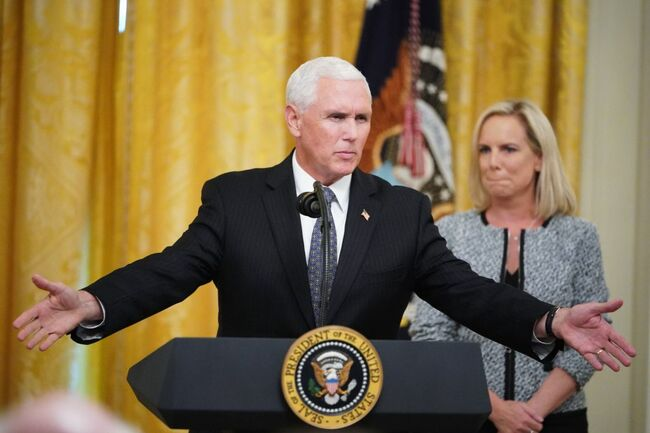 Mike Pence Getty Images