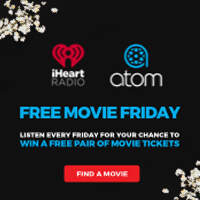 Your Chance to Win a Free Pair of Movie Tickets from ATOM!