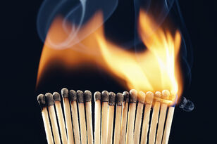 """Fire Challenge"" Leaves Child Badly Burned"