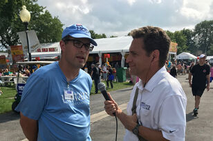 Bob Lonsberry At The Great New York State Fair: Day 1