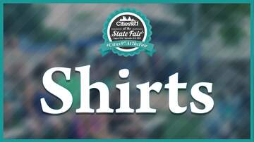 Cities 97 at the Minnesota State Fair - The 2018 Cities 97.1 State Fair T-Shirts!