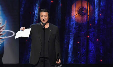 Christie James - Steve Perry Sues To Prevent The Release Of New Music