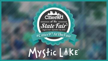 Cities 97 at the Minnesota State Fair - Win A Pair Of Mystic Lake Hot Seats